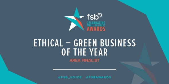 Ethical Green Business of the Year FSB Nominee 2018
